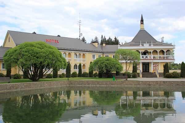Отель Голицын Клуб