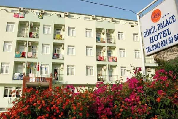 Отель Gonul Palace Hotel