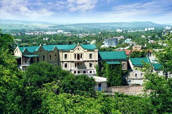Отель Горячий ключ (Пятигорск)