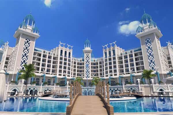 Отель Granada Luxury Belek