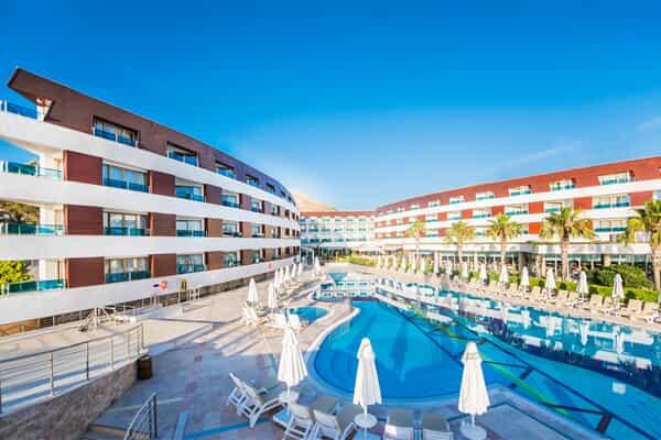 Отель Grand Park Bodrum