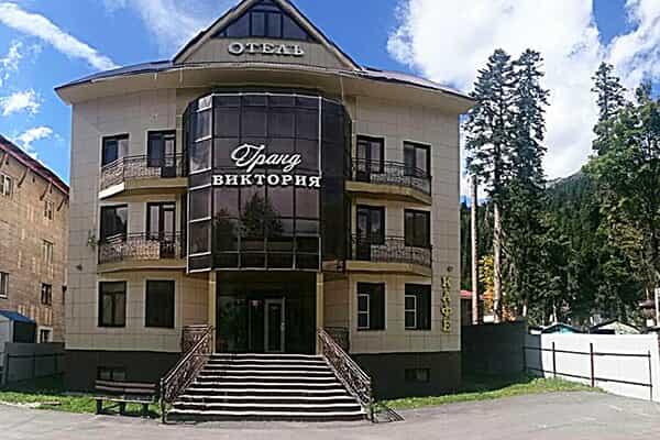 Отель Гранд Виктория (Домбай)