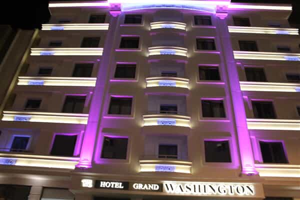 Отель Grand Washington Hotel