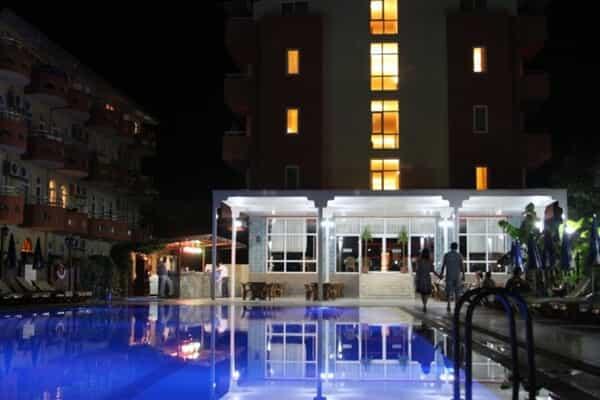 Отель Grand Hotel Derin