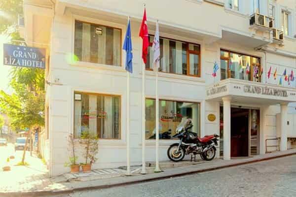 Отель Grand Liza Hotel
