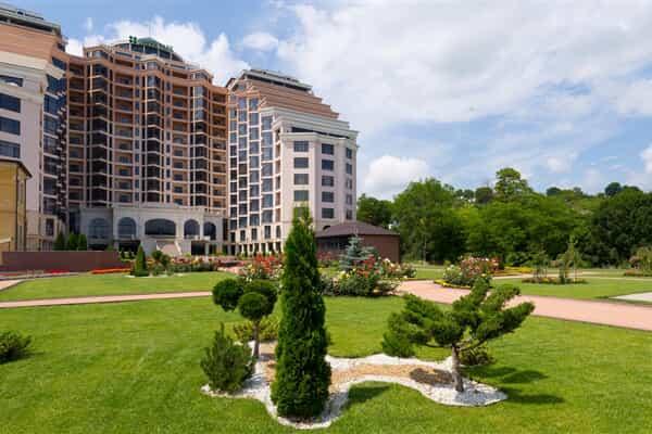 Отель Green Resort НОTEL&SPA