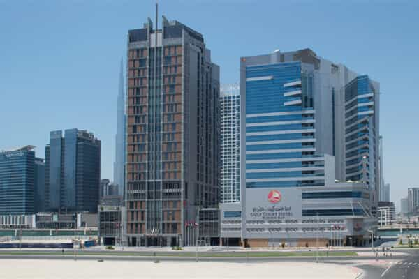 Отель Gulf Court Hotel Business Bay