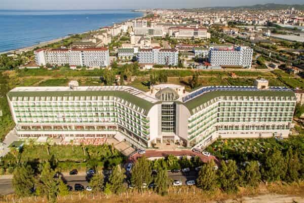 Отель Hedef Beach Resort