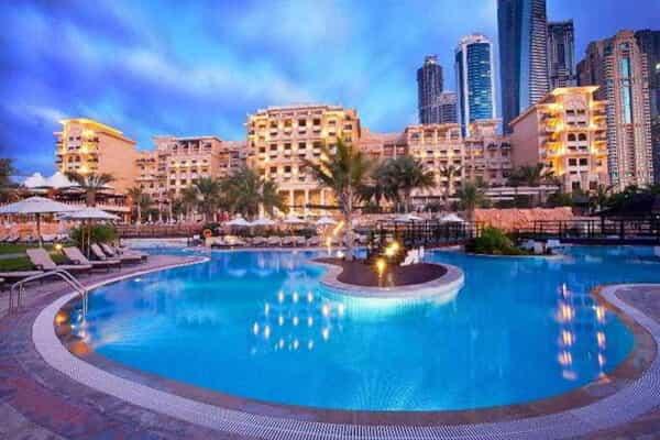 Отель Hilton Dubai Al Habtoor City