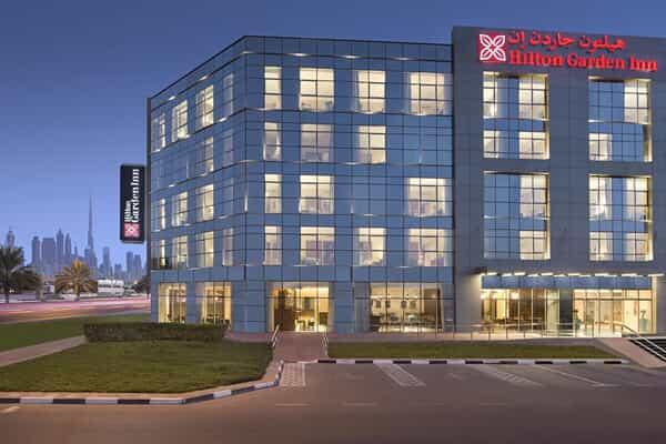 Отель Hilton Garden Inn Dubai Al Mina