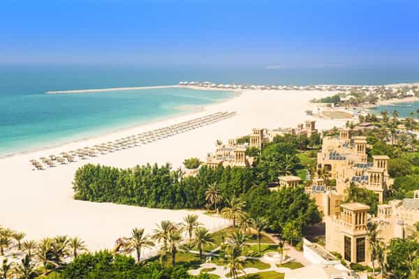 Отель Hilton Al Hamra Beach & Golf Resort
