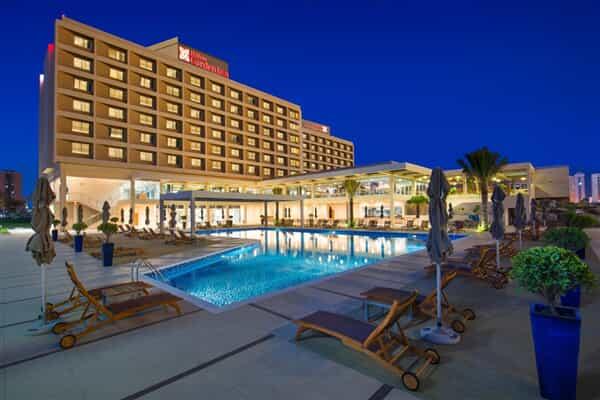 Отель Hilton Garden Inn Ras Al Khaimah (ex Hilton Ras Al Khaimah Hotel)