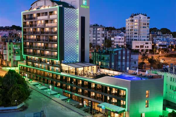 Отель Holiday Inn Antalya