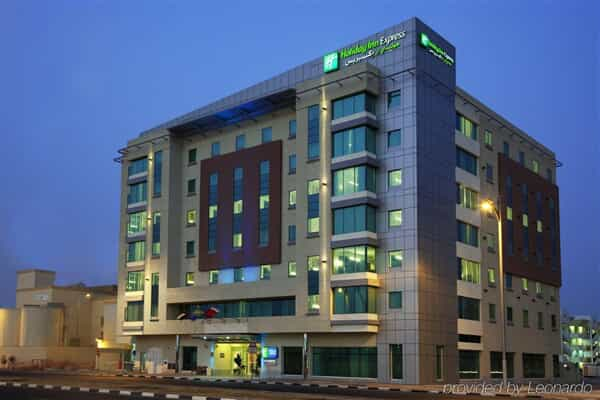 Отель Holiday Inn Express Jumeirah