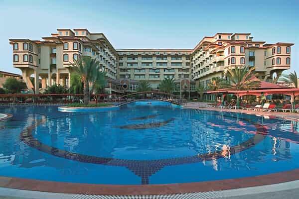 Отель Nova Park Hotel