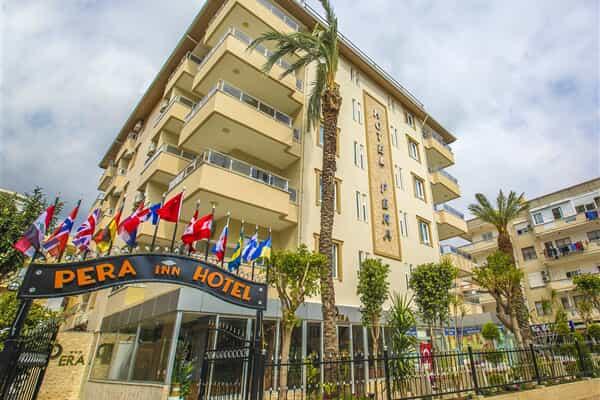 Отель Pera Hotel Alanya