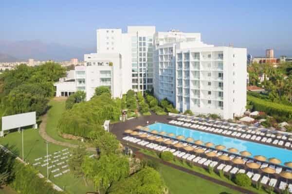 Отель Hotel SU by Sunis Hotels (ex Hillside SU)