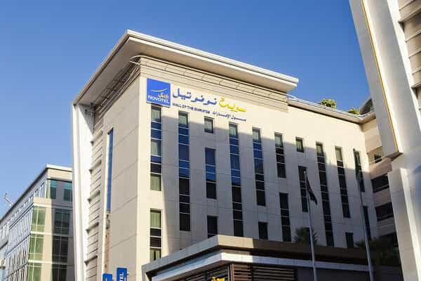 Отель Hotel Novotel Dubai Al Barsha.