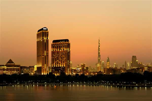Отель Hyatt Regency Dubai Creek Heights