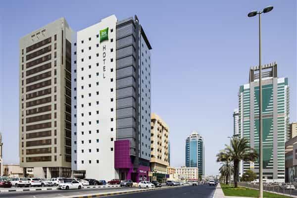 Отель Ibis Styles Sharjah