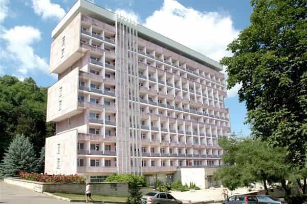 Отель им. Димитрова (Кисловодск)