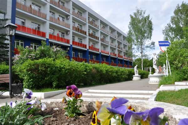 Отель Санаторий имени Станко