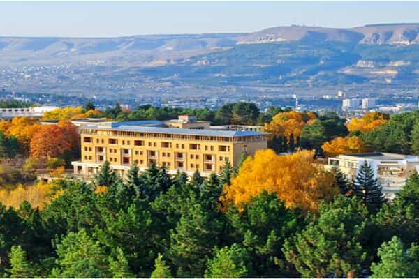 Отель им.Орджоникидзе (Кисловодск)