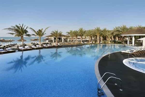 Отель Intercontinental Abu Dhabi