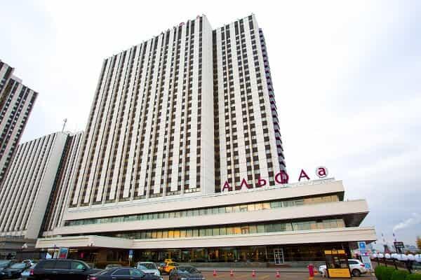 Отель Измайлово Альфа