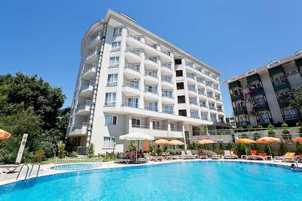 Отель Justiniano Club Alanya