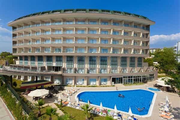 Отель Justiniano Park Conti