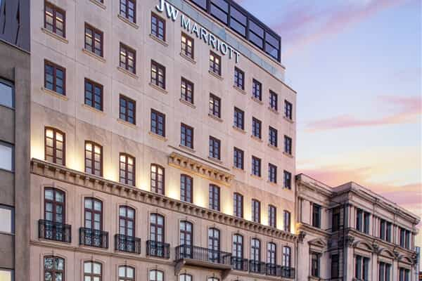 Отель JW Marriott Istanbul Bosphorus