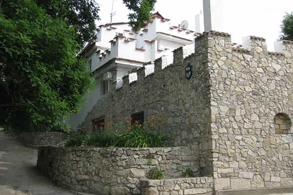 Отель Каффа
