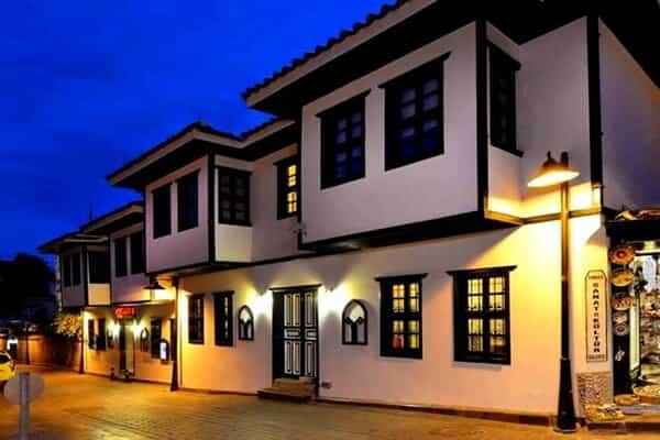 Отель Kaleici Marina Boutique