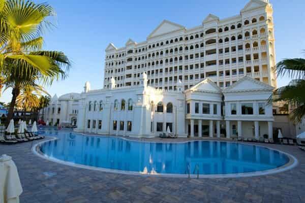 Отель Kamelya Fulya Hotel