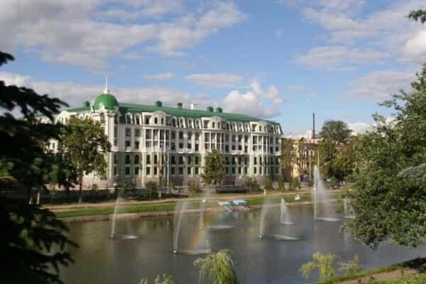 Отель Казань-день за днем (цикличный тур, май - октябрь), 2 дня