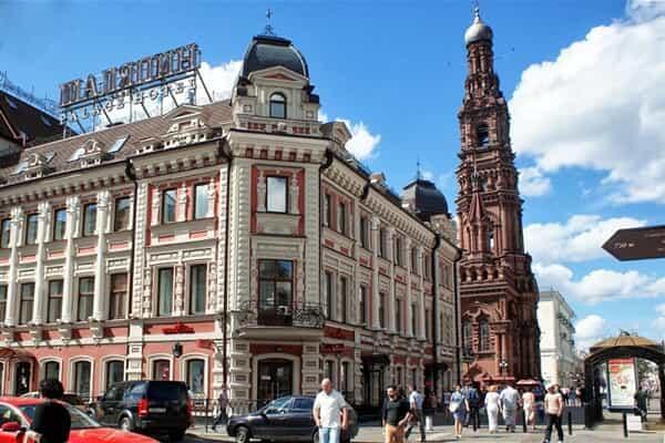 Отель Казань-день за днем (цикличный тур, май - октябрь), 3 дня