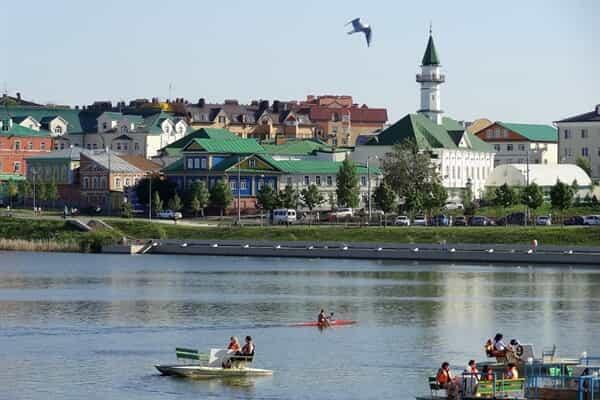 Отель Казань-день за днем (цикличный тур, май - октябрь), 4 дня