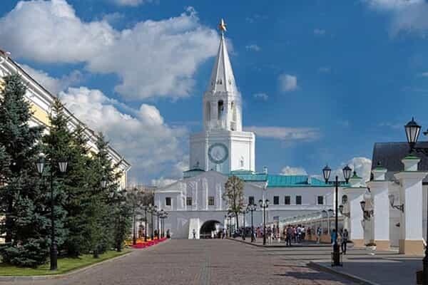 Отель Казань-день за днем (цикличный тур, май - октябрь), 5 дней