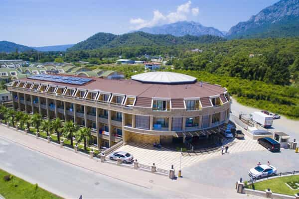 Отель Elamir Resort Hotel (Ex Kemer Botanik Resort)