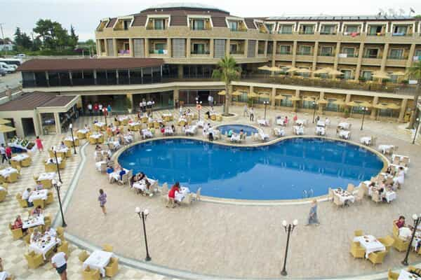 Отель Elamir Beach Bungalow Hotel