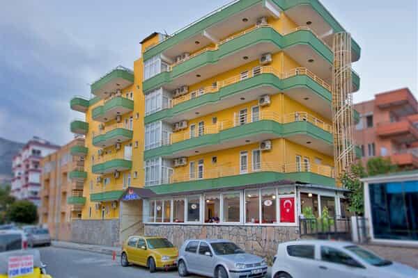 Отель Kleopatra Alis Hotel