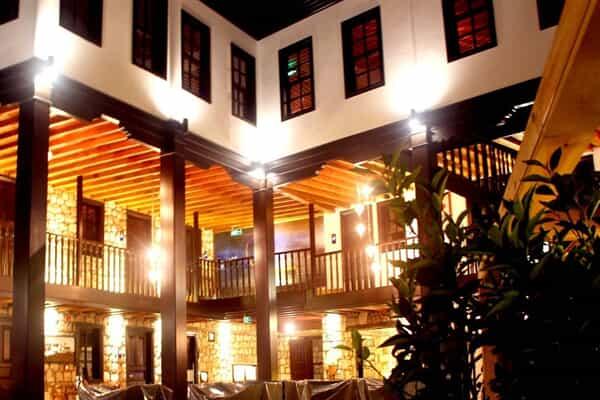 Отель Kosa Boutique Hotel