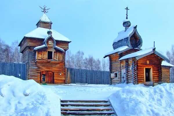 Отель Кристальный лёд Байкала, 8 дней