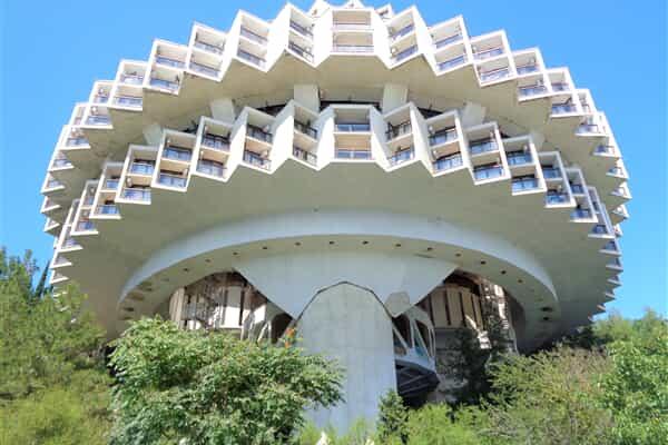 Отель Курпаты