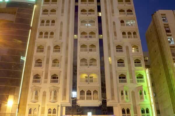 Отель Landmark Plaza Hotel Baniyas