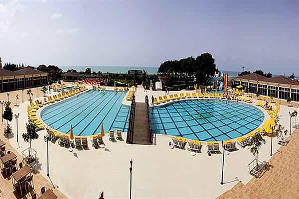 Отель Laphetos Beach Resort&Spa