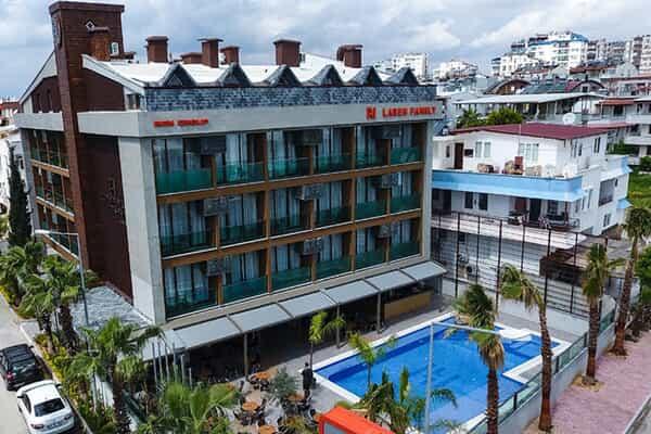 Отель Laren Family Hotel & Spa