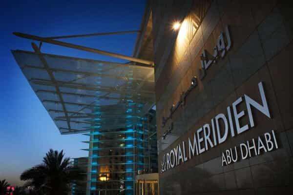 Отель Le Meridien Abu Dhabi