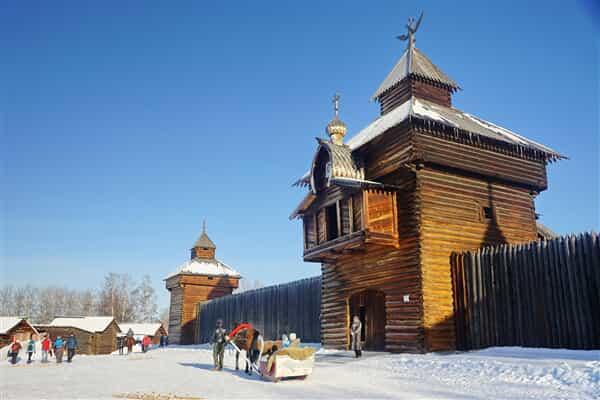 Отель Лед Байкала, 6 дней